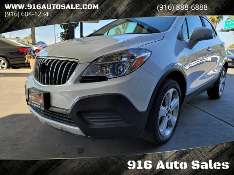 2016 Buick Encore for sale at 916 Auto Sales in Sacramento CA