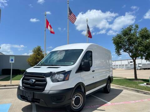 2020 Ford Transit Cargo for sale at TWIN CITY MOTORS in Houston TX