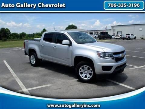 2019 Chevrolet Colorado for sale at Auto Gallery Chevrolet in Commerce GA
