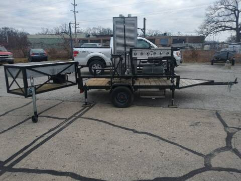 Trailer Food for sale at Wicked Motorsports in Muskegon MI