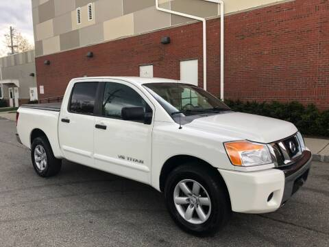 2008 Nissan Titan for sale at Imports Auto Sales Inc. in Paterson NJ