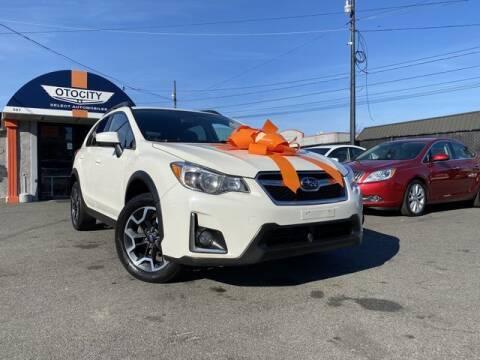 2016 Subaru Crosstrek for sale at OTOCITY in Totowa NJ