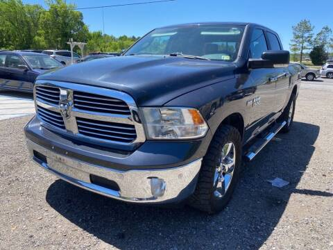 2014 RAM Ram Pickup 1500 for sale at Complete Auto Credit in Moyock NC
