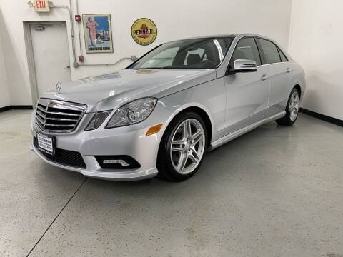 2011 Mercedes-Benz E-Class for sale at Star European Imports in Yorkville IL