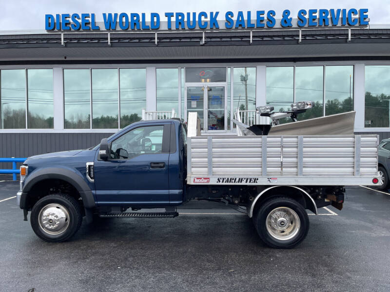 2020 Ford F-550 Super Duty for sale at Diesel World Truck Sales in Plaistow NH