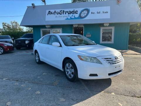 2007 Toyota Camry for sale at Autostrade in Indianapolis IN