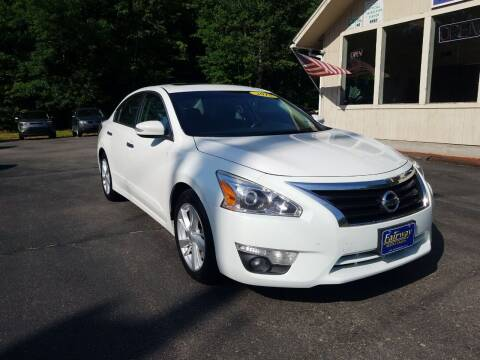 2015 Nissan Altima for sale at Fairway Auto Sales in Rochester NH