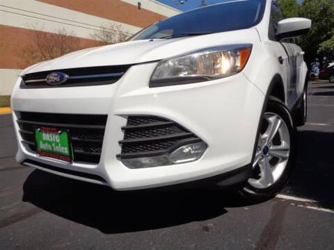 2014 Ford Escape for sale at Dasto Auto Sales in Manassas VA