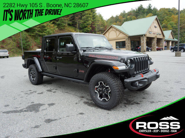 2021 Jeep Gladiator for sale in Boone, NC