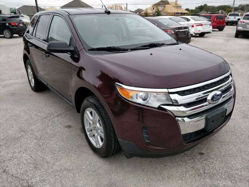 2011 Ford Edge for sale at PREMIER MOTORS OF PEARLAND in Pearland TX