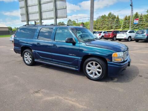 2006 GMC Yukon XL for sale at Rum River Auto Sales in Cambridge MN