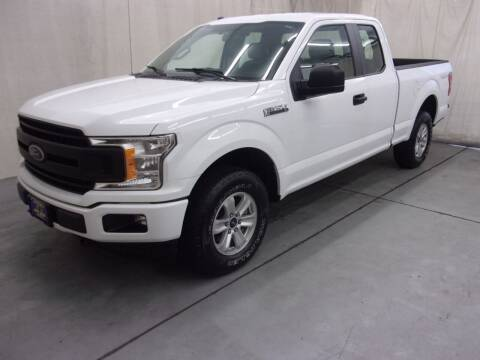 2018 Ford F-150 for sale at Paquet Auto Sales in Madison OH