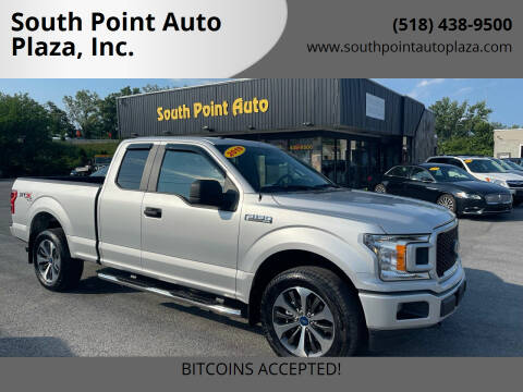 2019 Ford F-150 for sale at South Point Auto Plaza, Inc. in Albany NY