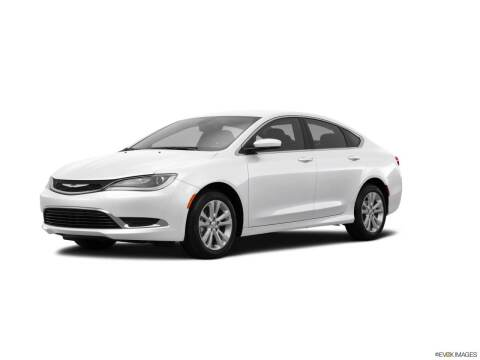2015 Chrysler 200 for sale at Winchester Mitsubishi in Winchester VA