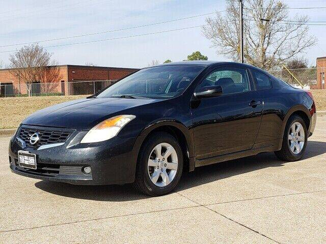 2009 Nissan Altima for sale at Tyler Car  & Truck Center in Tyler TX
