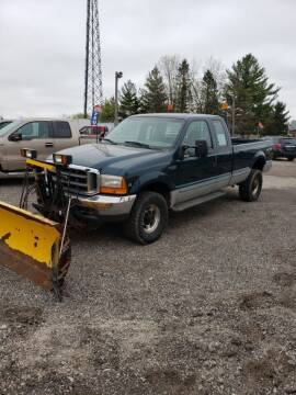 1999 Ford F-250 Super Duty for sale at Highway 16 Auto Sales in Ixonia WI