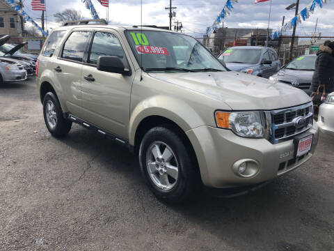 2010 Ford Escape for sale at Riverside Wholesalers 2 in Paterson NJ