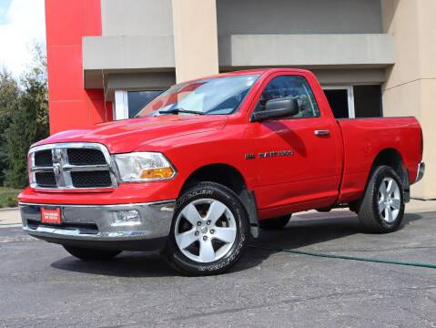 2011 RAM Ram Pickup 1500 for sale at Schaumburg Pre Driven in Schaumburg IL