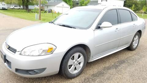 2010 Chevrolet Impala for sale at GBS Sales in Great Bend ND
