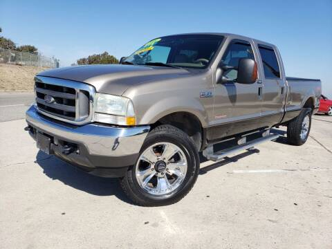 2004 Ford F-350 Super Duty for sale at L.A. Vice Motors in San Pedro CA