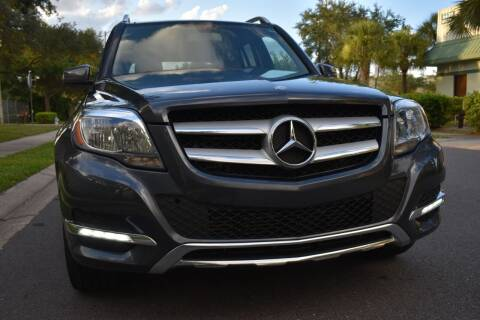 2014 Mercedes-Benz GLK for sale at Monaco Motor Group in Orlando FL