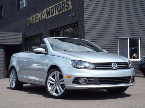 2014 Volkswagen Eos for sale at Carena Motors in Twinsburg OH