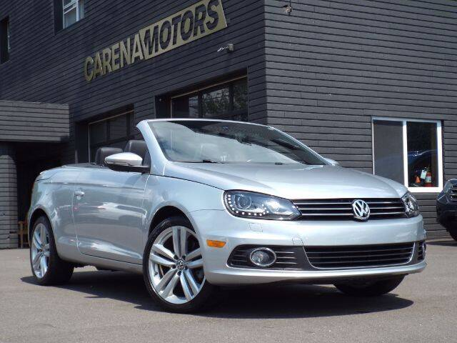 2014 Volkswagen Eos for sale in Twinsburg, OH