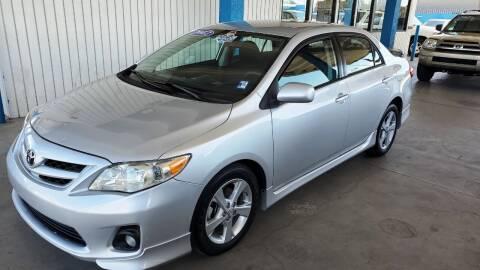 2012 Toyota Corolla for sale at Bob Ross Motors in Tucson AZ