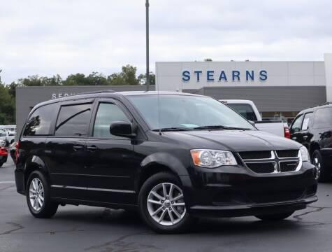 2016 Dodge Grand Caravan for sale at Stearns Ford in Burlington NC