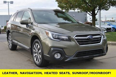 2019 Subaru Outback for sale at Ken Ganley Nissan in Medina OH