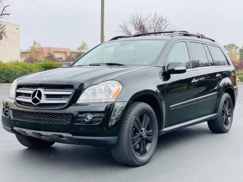 2008 Mercedes-Benz GL-Class for sale at Silmi Auto Sales in Newark CA