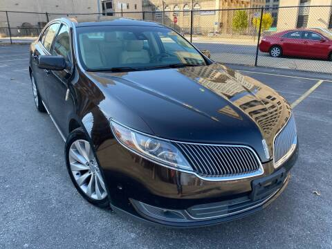 2013 Lincoln MKS for sale at Supreme Auto Gallery LLC in Kansas City MO