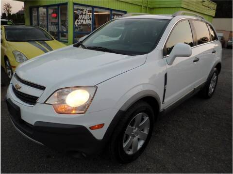 2012 Chevrolet Captiva Sport for sale at Klean Carz in Seattle WA