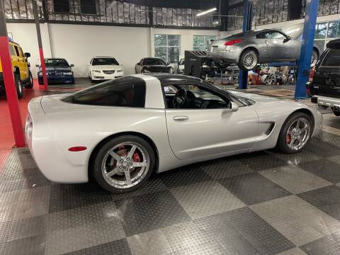 2001 Chevrolet Corvette for sale at Weaver Motorsports Inc in Cary NC