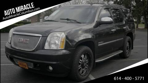 2011 GMC Yukon for sale at Auto Miracle in Columbus OH