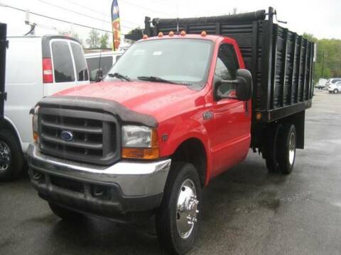 2001 Ford F-450 Super Duty for sale at Auto Towne in Abington MA