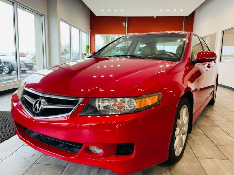 2006 Acura TSX for sale at Evolution Autos in Whiteland IN