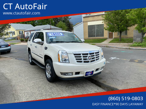 2007 Cadillac Escalade for sale at CT AutoFair in West Hartford CT