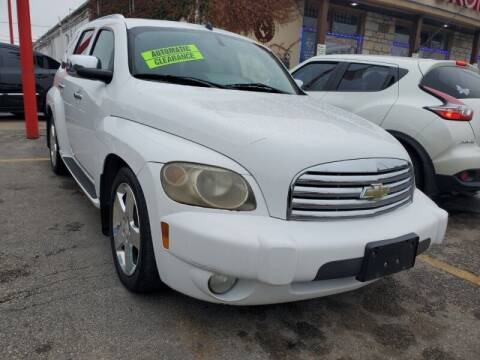 2006 Chevrolet HHR for sale at USA Auto Brokers in Houston TX