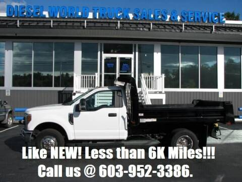 2019 Ford F-350 Super Duty for sale at Diesel World Truck Sales - Dump Truck in Plaistow NH