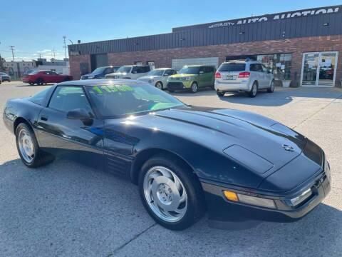 1994 Chevrolet Corvette for sale at Motor City Auto Auction in Fraser MI