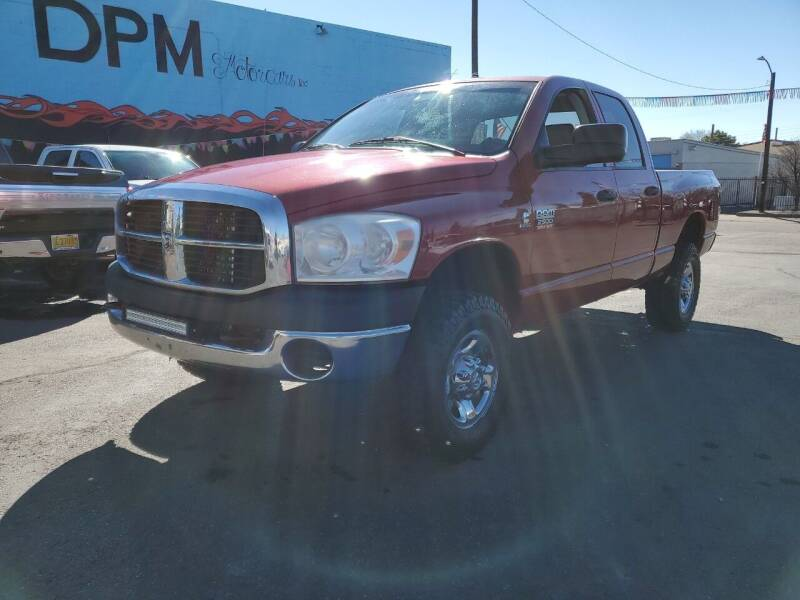 2008 Dodge Ram Pickup 2500 for sale at DPM Motorcars in Albuquerque NM
