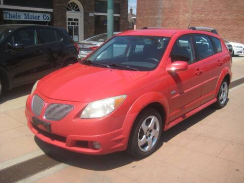 2006 Pontiac Vibe for sale at Theis Motor Company in Reading OH