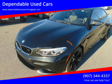 2018 BMW M2 for sale at Dependable Used Cars in Anchorage AK