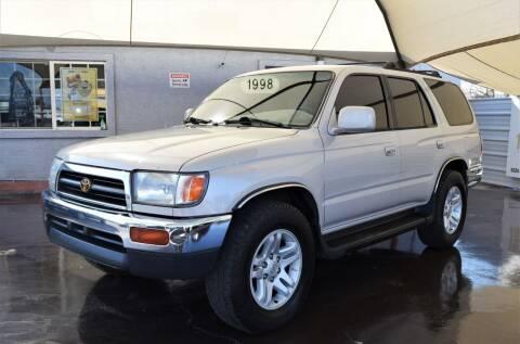 1998 Toyota 4Runner for sale at 1st Class Motors in Phoenix AZ