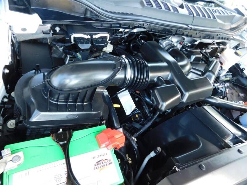 2017 Ford F-250 Super Duty 4x2 XLT 4dr SuperCab 6.8 ft. SB Pickup - Ponchatoula LA