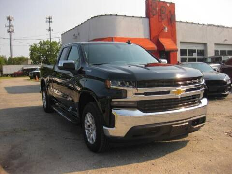2019 Chevrolet Silverado 1500 for sale at Best Buy Wheels in Virginia Beach VA