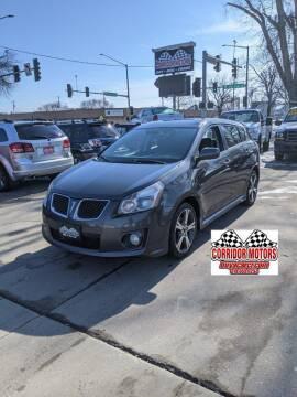 2009 Pontiac Vibe for sale at Corridor Motors in Cedar Rapids IA