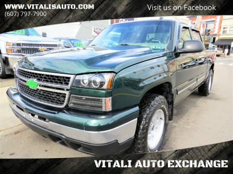 2006 Chevrolet Silverado 1500 for sale at VITALI AUTO EXCHANGE in Johnson City NY