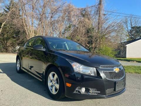2014 Chevrolet Cruze for sale at Pristine AutoPlex in Burlington NC